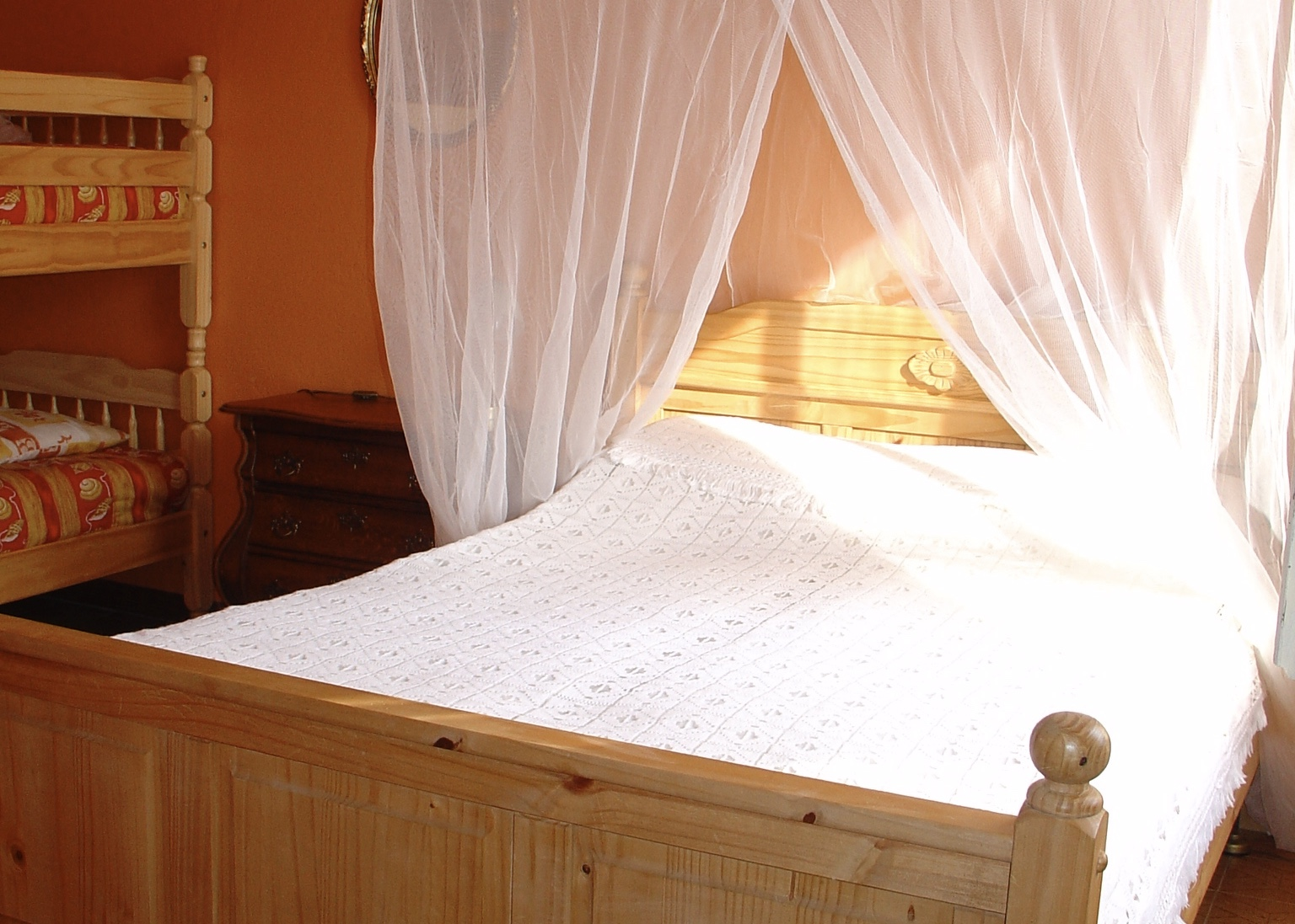 Slaapkamer 3 Pian del Gatto