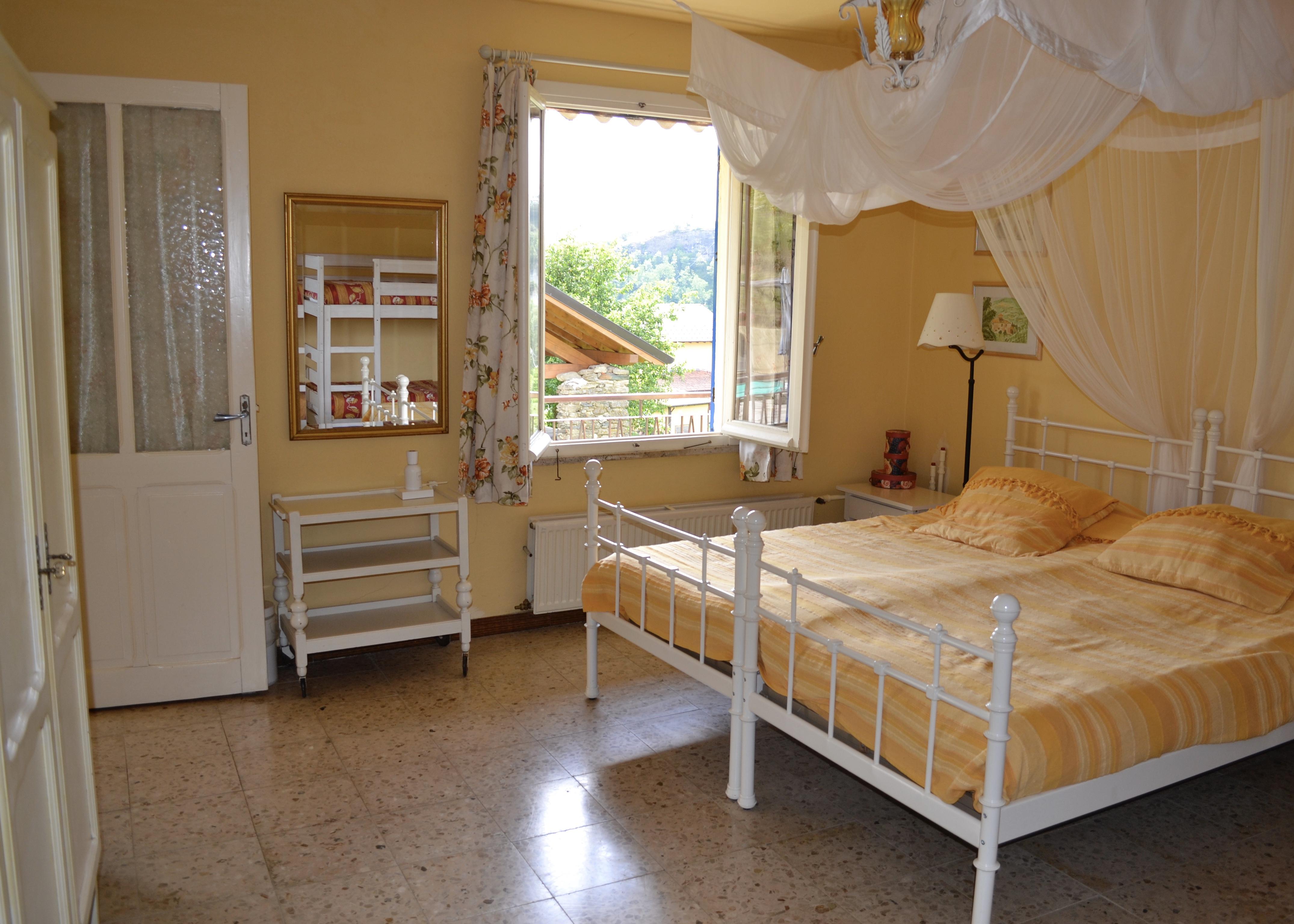 Slaapkamer 1 Pian del Gatto