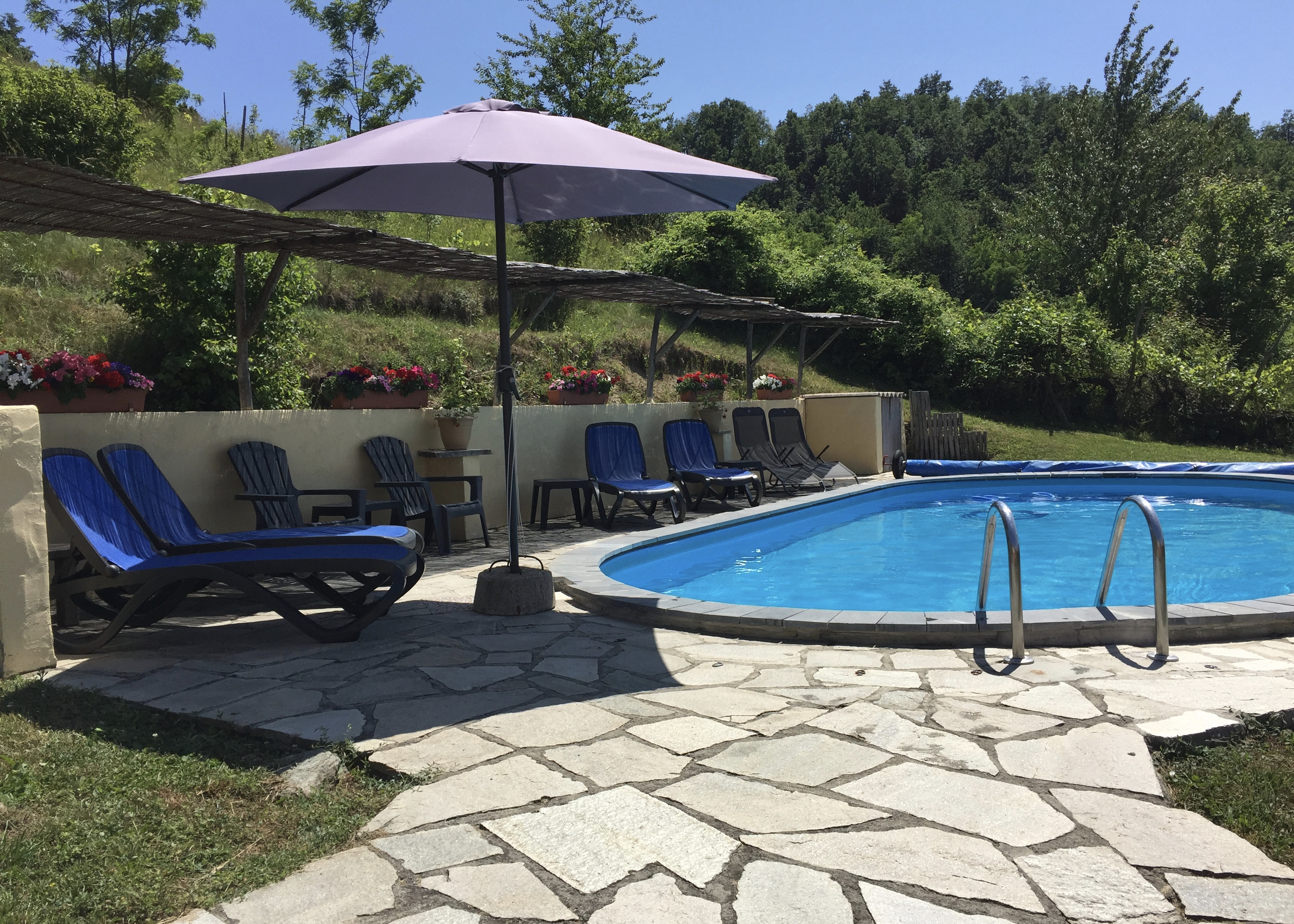 Zwembad Pian del Gatto
