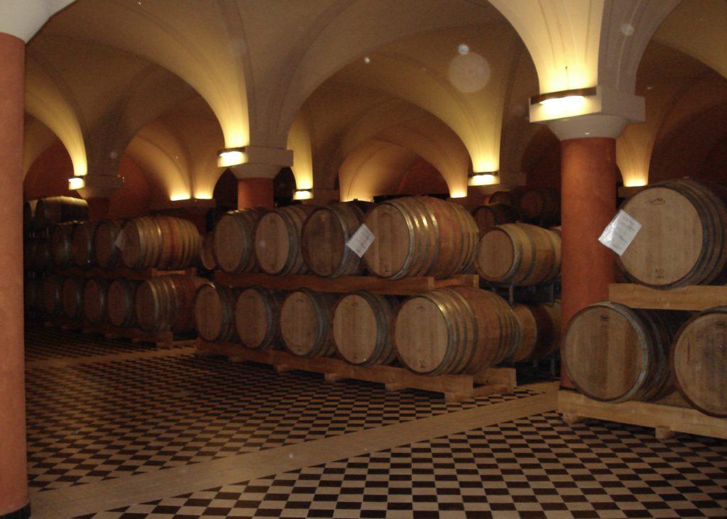 Wijnboer bij Alba
